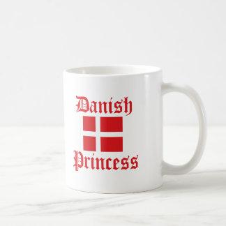 Princesa danesa taza