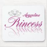 Princesa de Argentina Tapetes De Raton