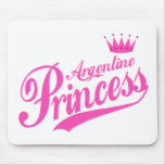 Princesa de Argentina Tapetes De Ratones