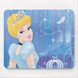 Princesa de Cenicienta Mouse Pads