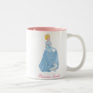 Princesa de Cenicienta Taza De Café