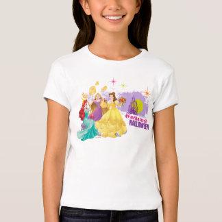 Princesa de Disney el | encantado Halloween Playera