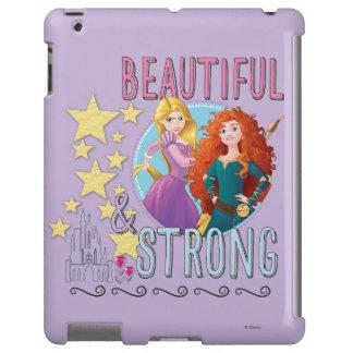 Princesa de Disney el | Rapunzel y Mérida Funda Para iPad