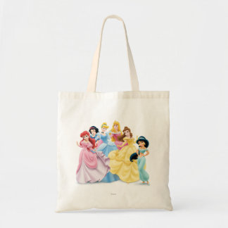 Princesa de Disney el | vestido para impresionar Bolsa Tela Barata