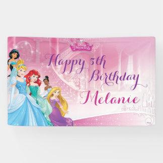 Princesa de Disney Lona
