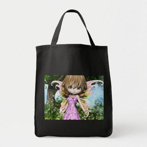 Princesa de hadas Bag de Lil Bolsas Lienzo