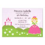 Princesa de hadas Birthday Anuncios Personalizados