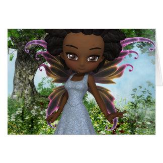 Princesa de hadas Card de Lil Tarjeta De Felicitación