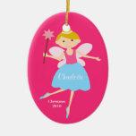 Princesa de hadas Christmas Ornament Adorno De Navidad