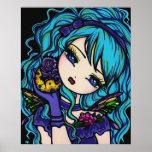 Princesa de hadas Dragon Fantasy Art del dragón de Impresiones