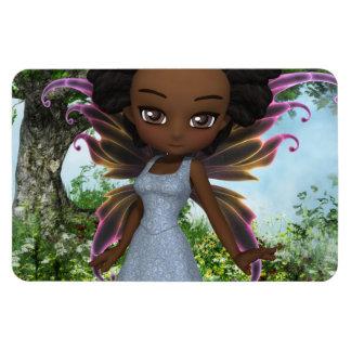 Princesa de hadas Large Magnet de Lil Imanes De Vinilo