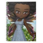 Princesa de hadas Notebook de Lil Libro De Apuntes Con Espiral