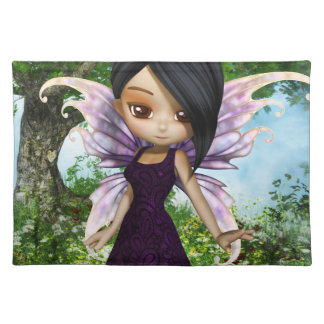Princesa de hadas Placemat de Lil Mantel