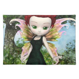 Princesa de hadas Placemat de Lil Mantel Individual