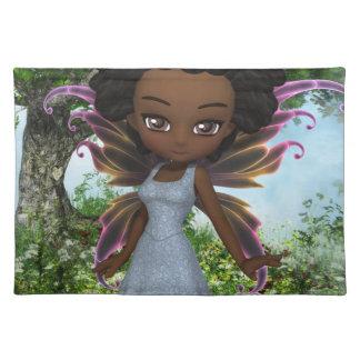 Princesa de hadas Placemat de Lil Manteles Individuales