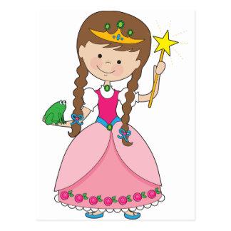 Princesa de Kiddle Postales