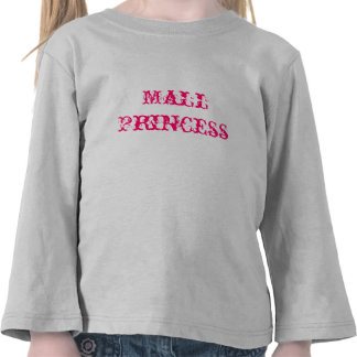 Princesa de la alameda camisetas