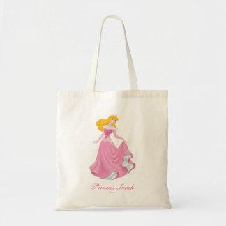 Princesa de la aurora bolsa tela barata