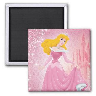 Princesa de la aurora imanes para frigoríficos