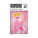 Princesa de la aurora sello postal