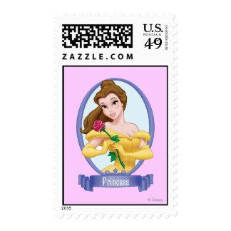 Princesa de la belleza sellos