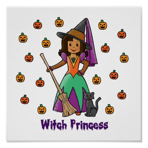 Princesa de la bruja posters