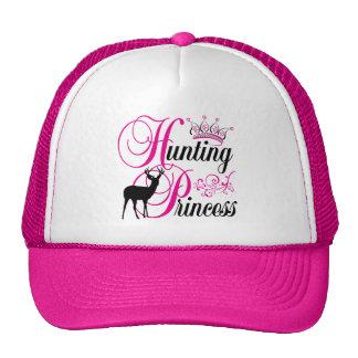 Princesa de la caza gorro de camionero
