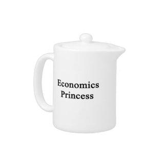 Princesa de la economía