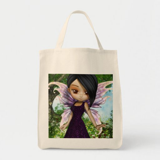 Princesa de la hada de Lil Bolsa Tela Para La Compra