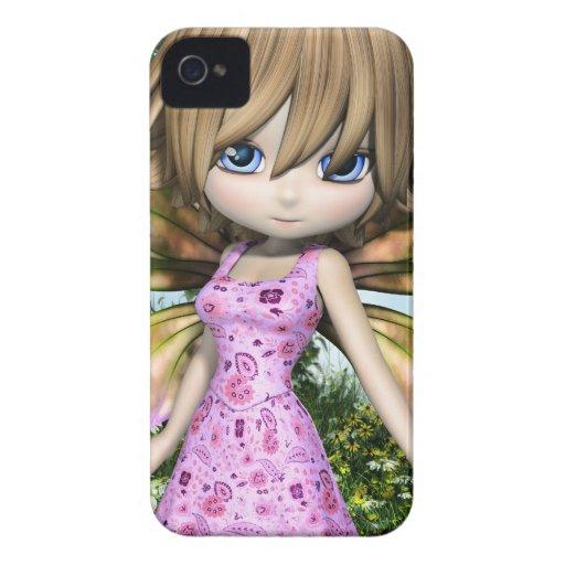 Princesa de la hada de Lil Funda Para iPhone 4 De Case-Mate