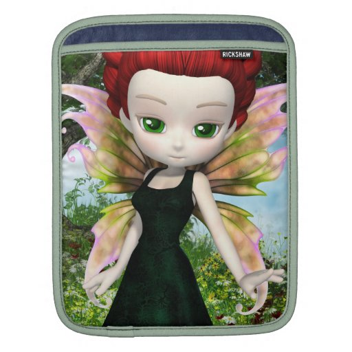 Princesa de la hada de Lil Fundas Para iPads