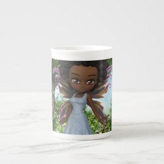 Princesa de la hada de Lil Taza De Porcelana
