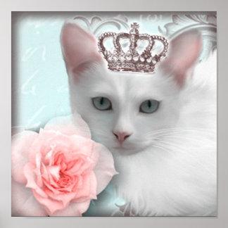 Princesa de la nieve impresiones
