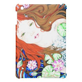 Princesa de la sirena en estilo del arte pop