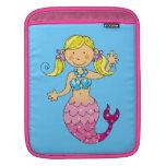 princesa de la sirena fundas para iPads