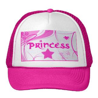 Princesa de las rosas fuertes gorros