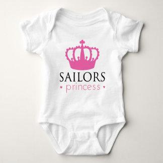 Princesa de los marineros remeras