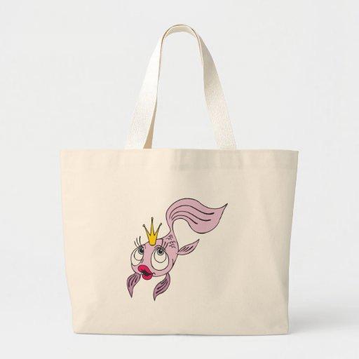 Princesa de los pescados bolsas