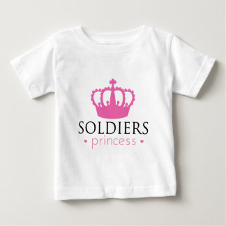 Princesa de los soldados playera