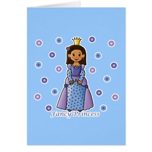 Princesa de lujo tarjeton