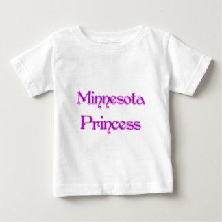 Princesa de Minnesota Playeras