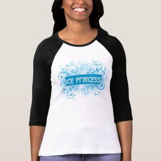 Princesa de SkateChick Playera