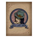 Princesa de Steampunk, postal