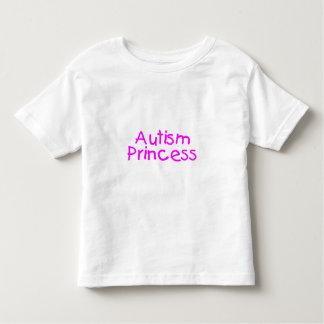 Princesa del autismo (rosa) t shirts
