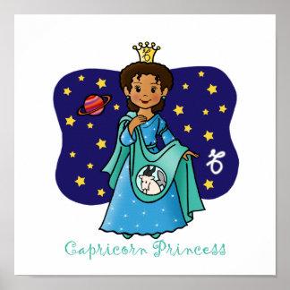 Princesa del Capricornio Poster