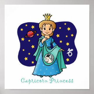 Princesa del Capricornio Impresiones