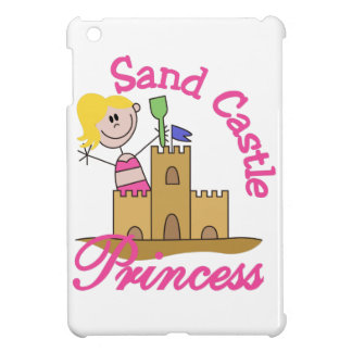 Princesa del castillo de la arena