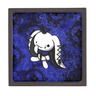 Princesa del conejo del blanco de las espadas cajas de regalo de calidad