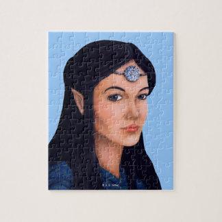 Princesa del duende puzzles