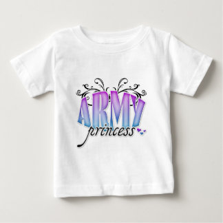 Princesa del ejército camisas